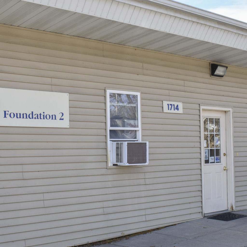 Foundation 2 Administrative Building