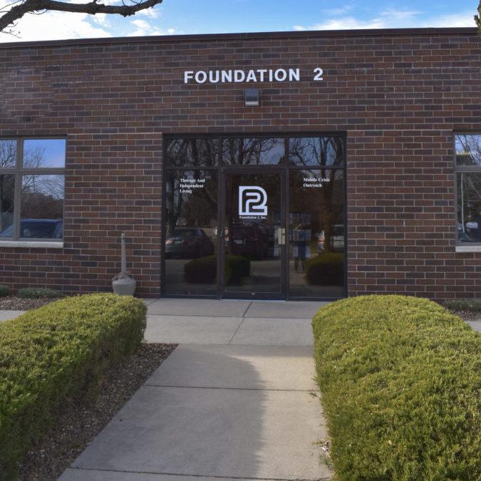 Foundation 2 ILP office